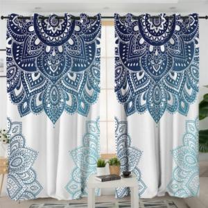 les rideaux et nappes