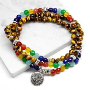 Bracelet spirituel mandala
